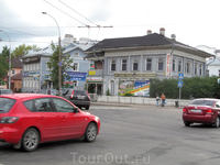 еще один вид на улицах Вологды