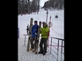Мои лыжики нашли брата близнеца