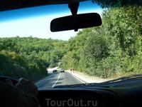 дорога в Анапу домой