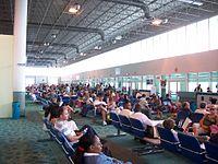 Международный аэропорт имени Линдена Пиндлинга