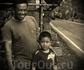 о. Бали. Лица