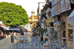 Торговая улица Родоса
