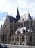 Брюссель.  Церковь  Нотр дам дю Саблон.На этом  месте,на  склоне  холма,уже в 11 веке  существовала  часовня,а  сам  кафедральный  собор  был построен ...