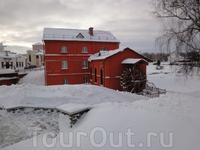 Орша, бывшая водяная мельница, нынешний этнографический музей.