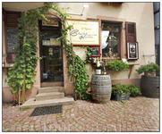 Этому городку первому в Эльзасе присвоено право называть своё вино марочным.