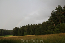 По дороге на Нюнберг