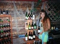 На дегустации турецких вин