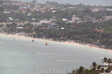 Вид с наивысшей точки острова