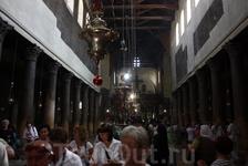 Храм Рождества Христова - пятинефная базилика