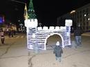 Бендеры украсили по случаю предстоящего Нового года. Центральная площадь города становится главной ареной праздничных мероприятий.