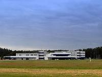 Аэропорт Щецин Голдениов