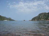 прозрачное море в Ичмелере