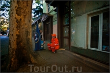 Агитатор. мы были в Тбилиси за четыре дня до президентских выборов