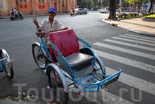 прогулка на рикше