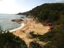 playa de Sa Boadella (располагается в новом районе Йорета - в 15 минутах хотьбы от отеля Savoy, в котором я остановилась)