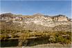 Вид на монастырь со стороны Куры