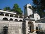 Православный монастырь.