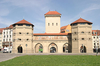 Фотография Изарские ворота