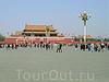 Фотография Площадь Тяньаньмэнь