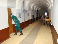 Петропавловская крепость. Тюрьма Тробецкого бастиона.