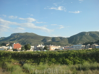 путешествие по Валенсии