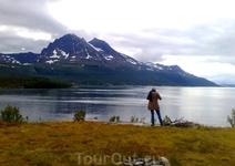 Норвеги 2011 Между Альтой и Тромсё