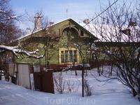 Дом у вокзала.