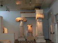 В музее есть раздел, посвященный истории Салоник
