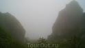18.07.12 18.24 Перевал Майкопский Высота 1950м Действительно,часа через полтора подошли к перевалу,точнее мы его не увидели,но ощутили что сейчас будет ...