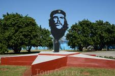даже кто не был на Кубе знает Его