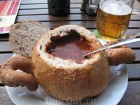 Комплексный обед по-чешски