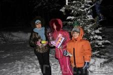 Новогодние каникулы в Саланге