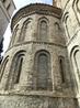 Старинная кладка стен церкви напомнила мне кладку Золотых ворот в Киеве. Интересно, что строились сооружения примерно в одно время.