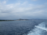 Путешествие на кораблике из Калельи в Тоссу де Мар и обратно