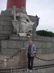 Прогулка от  Эрмитажа до Петро павловской крепости и обратно
