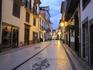 Улочки вечернего города