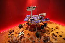 Марсоход.