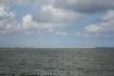 Южный мол уходит в море