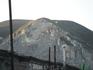 это гора-рудник, как раз перед нашем отъездом на этом участке случился обвал, теперь там несколько другой рельеф)))
