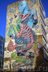 Образец графити