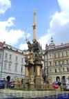 Фотография Чумной столб в Праге