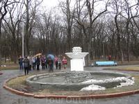 В парке (наша группа).