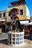 Красивый фонтан на пл. Еврейских мучеников