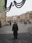 На центральной площади