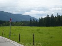 и три км до Швейцарии.За горами.Прогуливалась с туристкой из Штутгардта,они заказывали эту экскурсию на день с нами , за месяц.Всё не так просто!