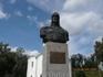 Памятник Александру Невскому, который родился в Переславле.
