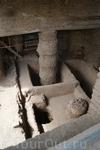 Раскопки возле серных бань.