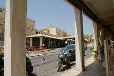 Рынок в Керкире