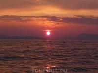 вечерняя Адриатика
