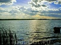 Озеро Судобль